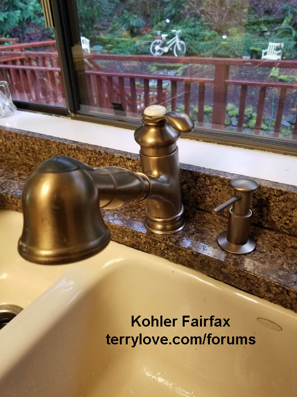 Kohler Fairfax Kitchen Faucet Cartridge Id Terry Love Plumbing Advice Remodel Diy Professional Forum