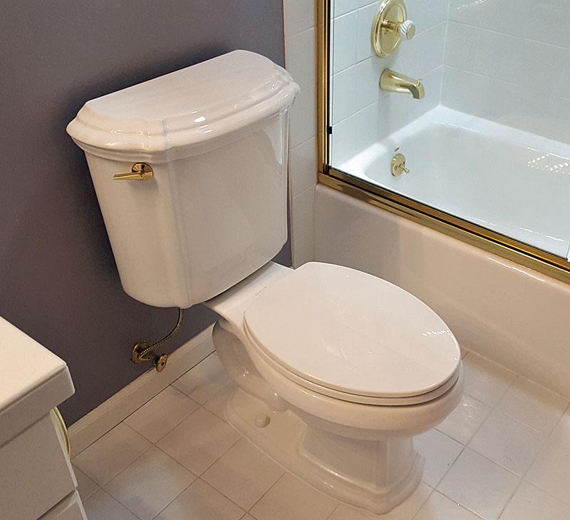 Has The Kohler Portrait Toilet Been Redesigned Terry