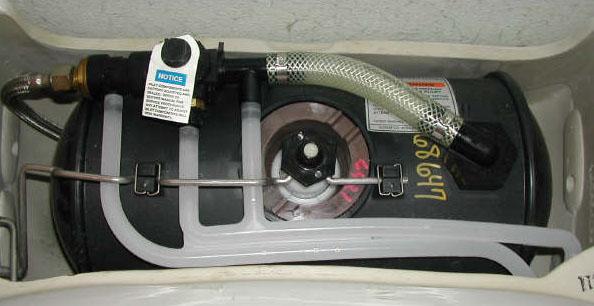 Kohler Rialto B1100 Pressure Clean Flush-O-Meter System | Terry Love ...