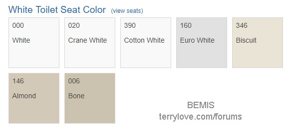 Amazing Bemis Cotton White Seat For Toto Vespin Ii Terry Love Short Links Chair Design For Home Short Linksinfo