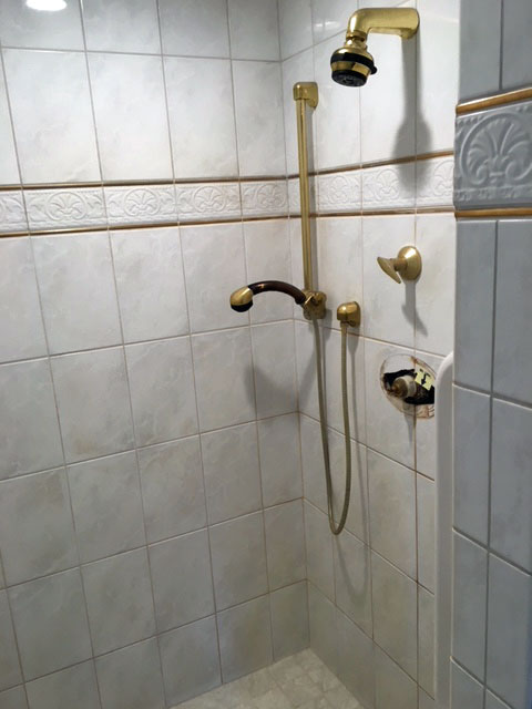 Grohmix Thermostatic Shower Valve Needs Parts Terry Love