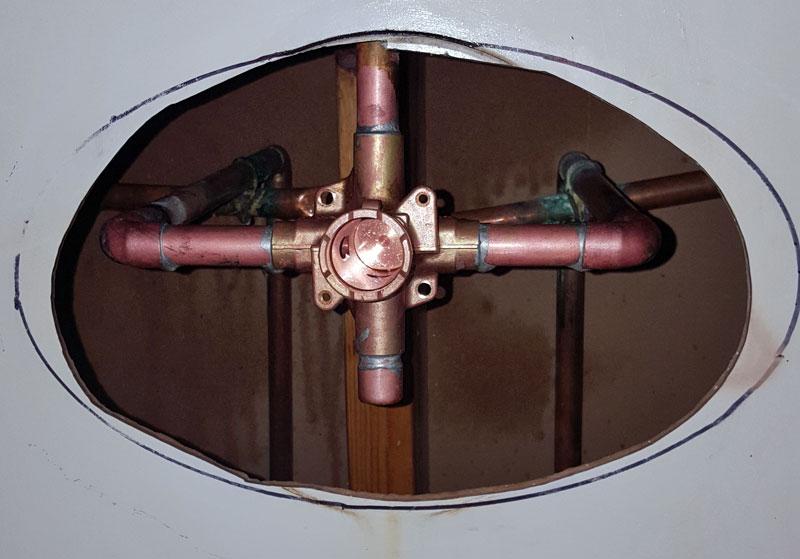 No water to Moen shower head | Terry Love Plumbing & Remodel DIY ...