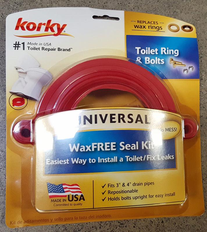 Best Wax Or Wax Free Toilet Seal Terry Love Plumbing