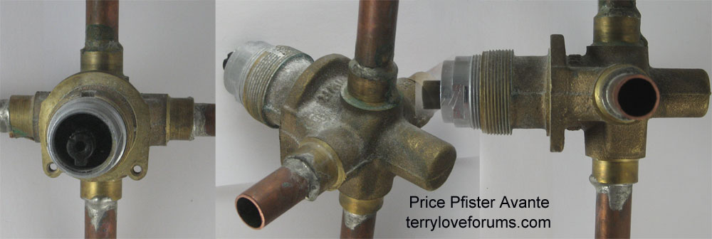 Price Pfister Avante How To Remove A Stem From Shower Terry Love