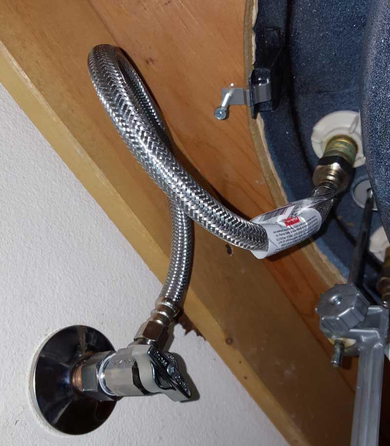 Replacing Qest / Quest shutoffs | Terry Love Plumbing & Remodel DIY ...