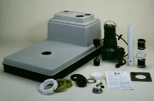 Basement Bathroom Sewage Ejector Pump System U2013 YouTube. Qjassy (12628  Bytes)
