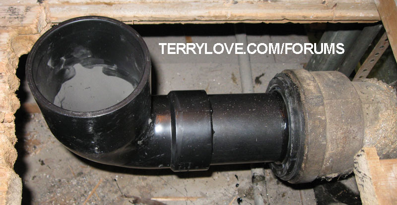 Replace Toilet Flange? | Terry Love Plumbing & Remodel DIY ...
