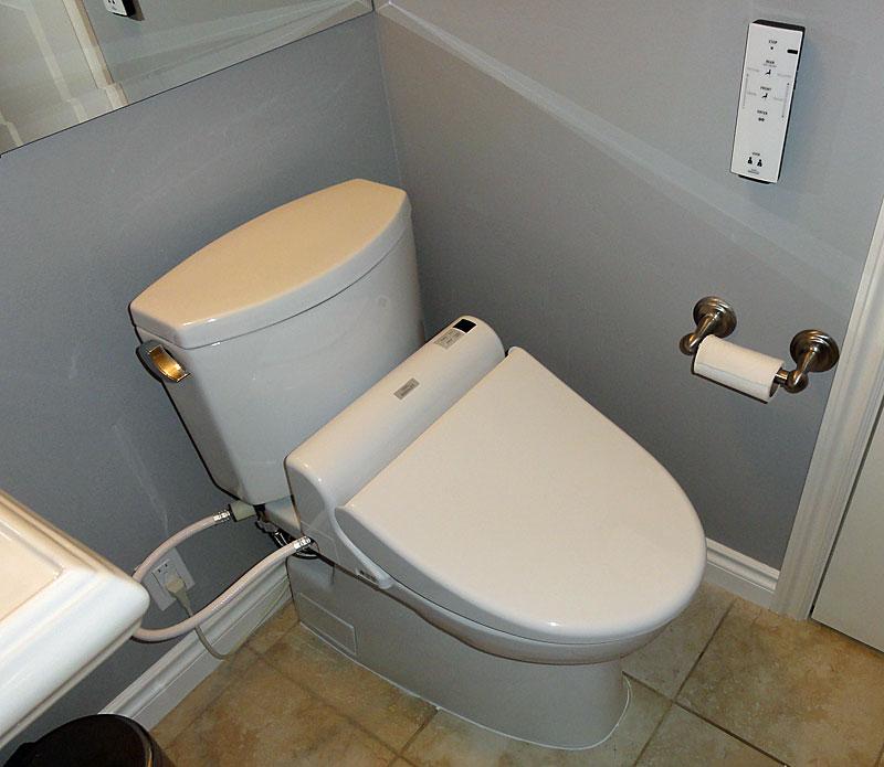Toto Washlet toto washlet b200 elongated terry plumbing remodel diy