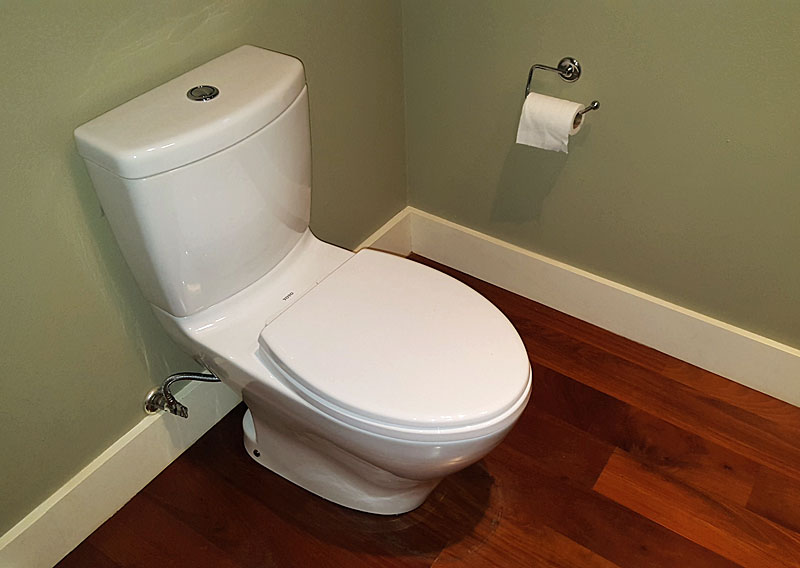 Toto Aquia Dual Flush Toilet Product Review Comments And