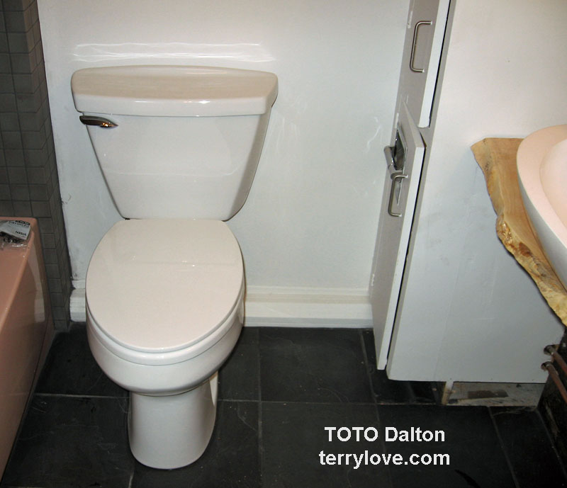 Toto Dalton question | Terry Love Plumbing & Remodel DIY ...