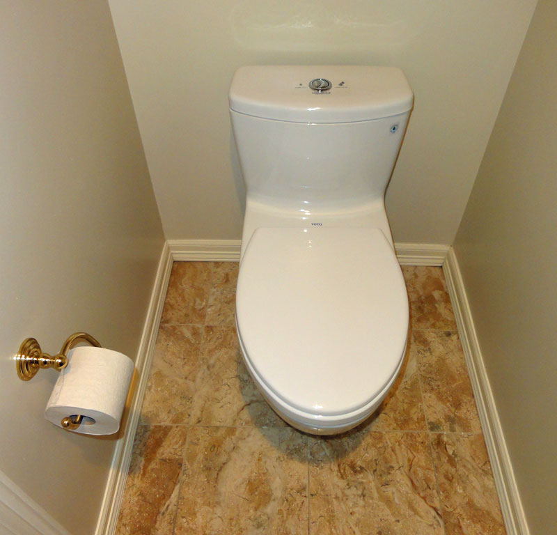 TOTO elongated dual-flush ONE PIECE Aquia - NEW MS654204MF | Terry ...