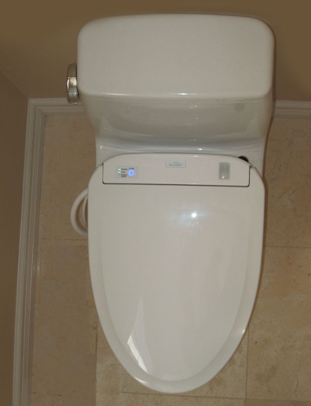 Toto S350e And S300e Bidet Seat Review Terry Love Plumbing