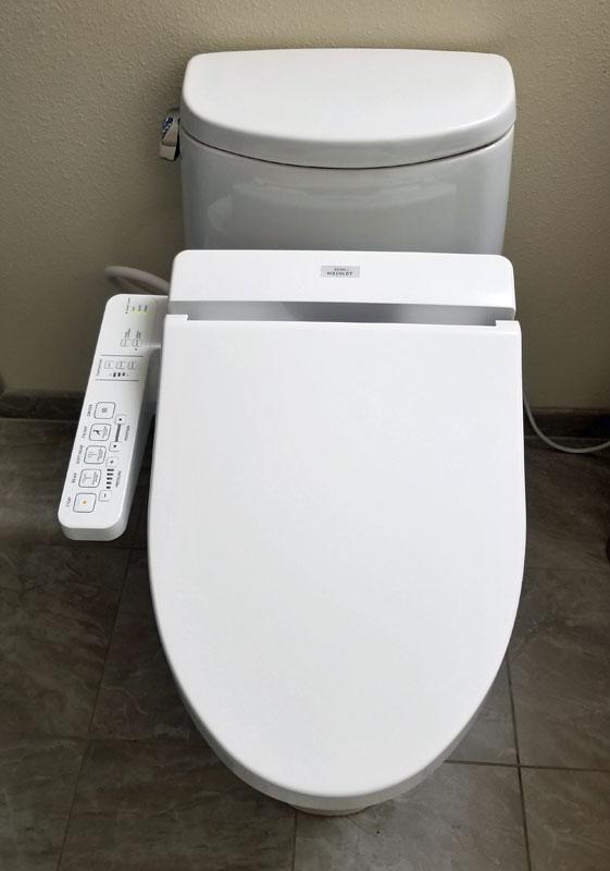 HELP! - Toto washlet G400   Terry Love Plumbing & Remodel