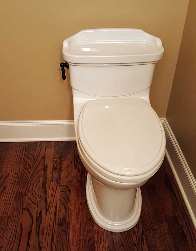 Toto Plymouth Post Flush Problem | Terry Love Plumbing & Remodel DIY ...