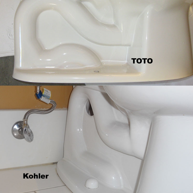 Kohler Cimarron toilet review, Owner comments and pictures | Page 5 ...