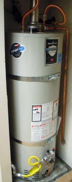 Bradford Water Heater >> Bradford White Defender FVIR | Terry Love Plumbing ...
