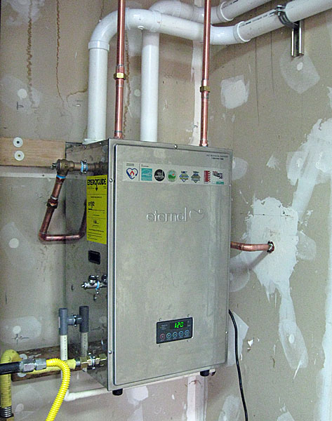 Eternal hybrid water heater page 2 terry love plumbing new eternal water heater img ccuart Images