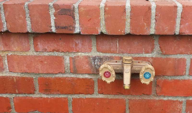 Garage Duty Grade Faucet/Mixing Valve | Terry Love Plumbing ...