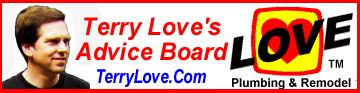 Terry Love's Advice Board)