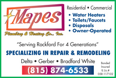 Mapes Plumbing & Heating