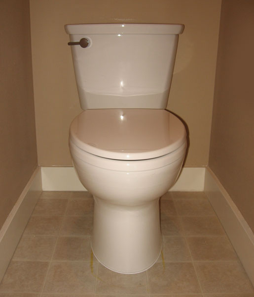 Standard Height Of Toilet Bowl