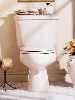American Standard Cadet Pa El Toilet