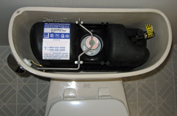 Pressure Assist Toilets For A Home Office Terry Love