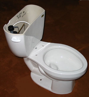 12 Toilet Rough In