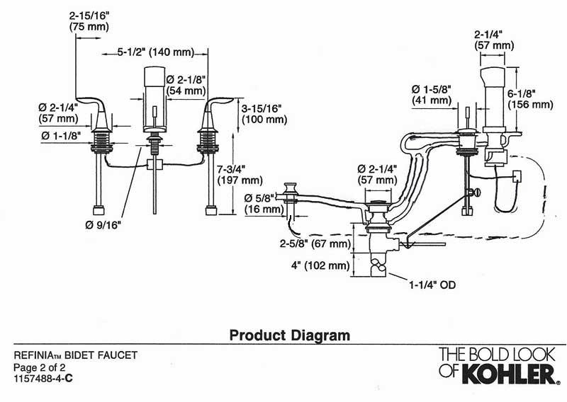 Backflow Device For Bidet Terry Love Plumbing Amp Remodel