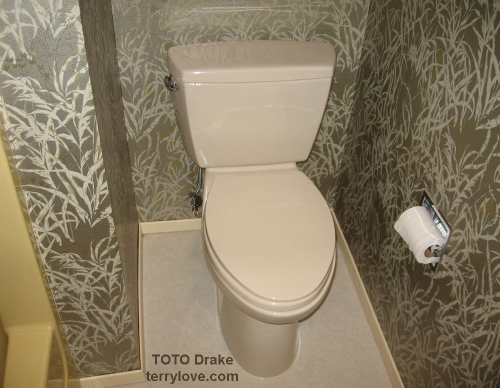 Toto Drake Toilet Product Review Terry Love Plumbing