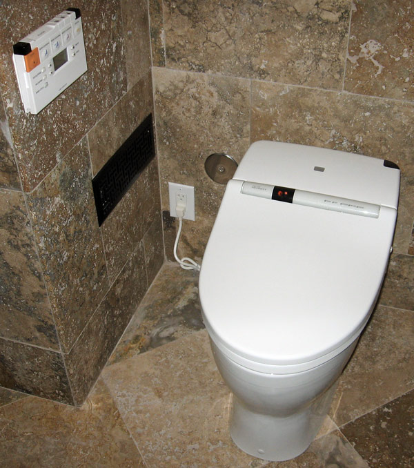 TOTO Neorest 500 toilet product review and comments. MS950CG | Terry ...