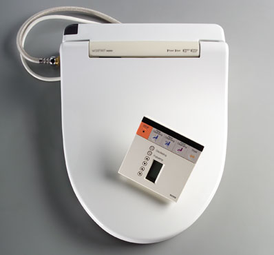 TOTO Washlet S300 Fit Chart For The Jasmin